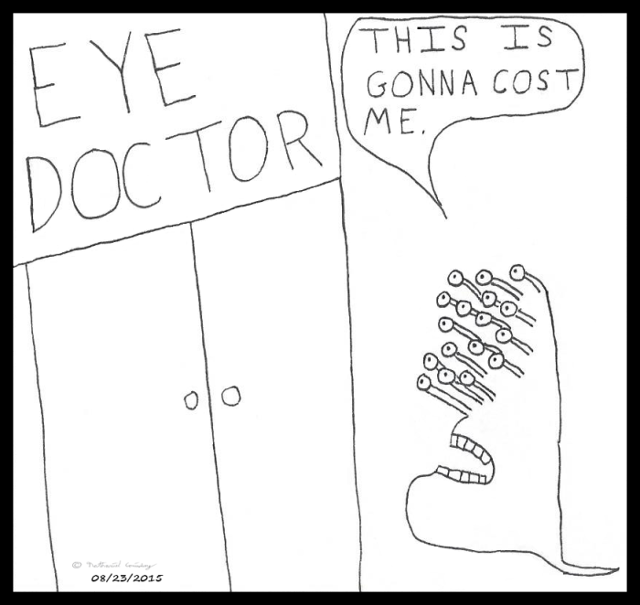 Eye Doc Cost