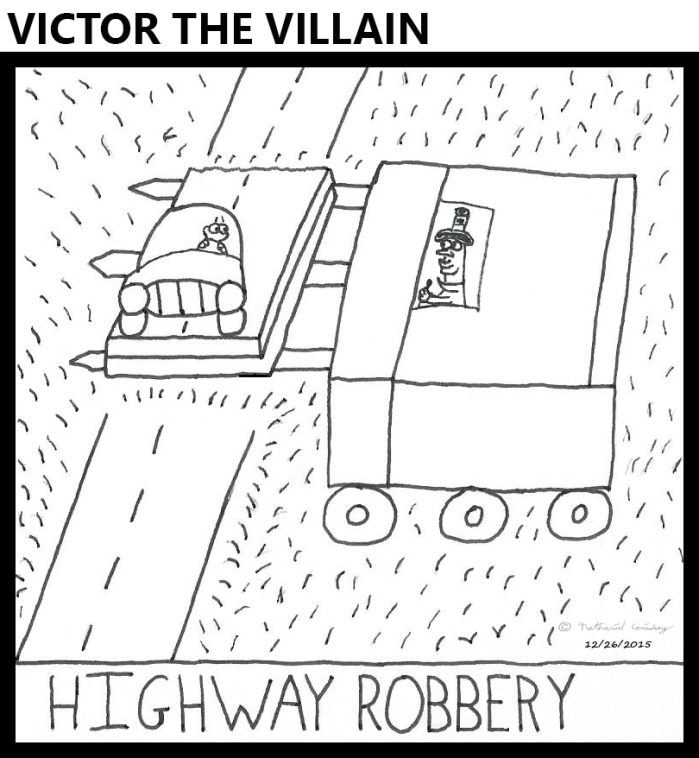 Victor Highway Robbery