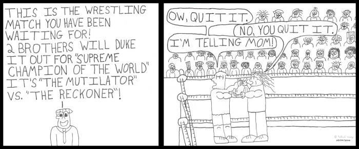 Bro Wrestling