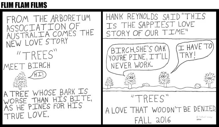 Flim Flam Films - Trees