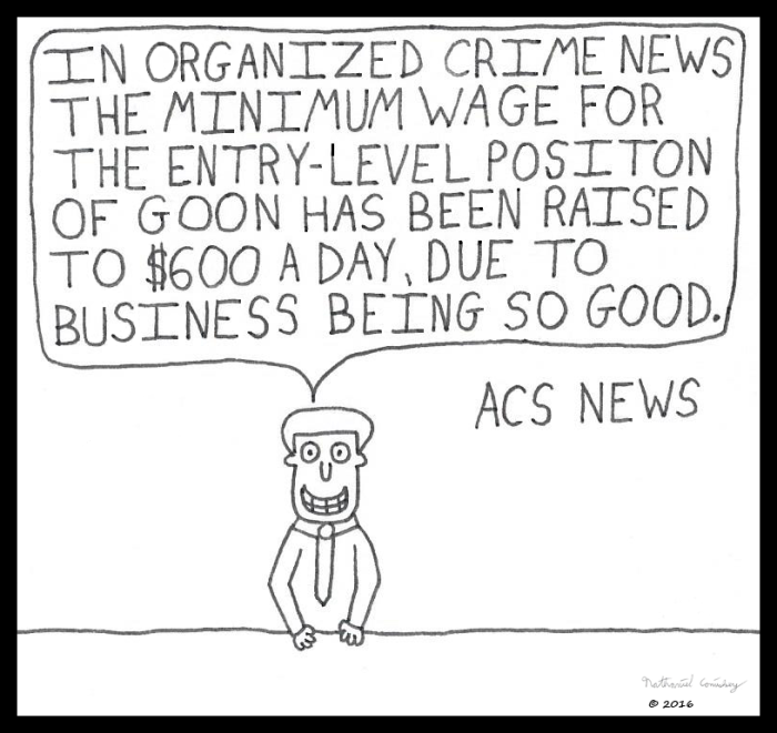 ACS News - Organized Crime