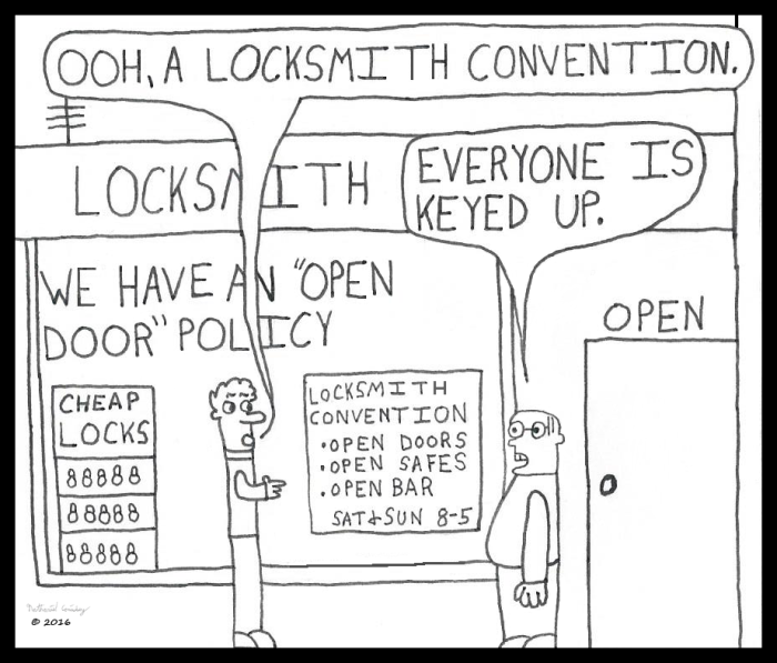 Locksmith Convention