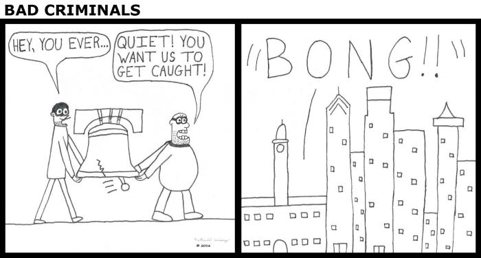 Worst Criminal - Liberty Bell