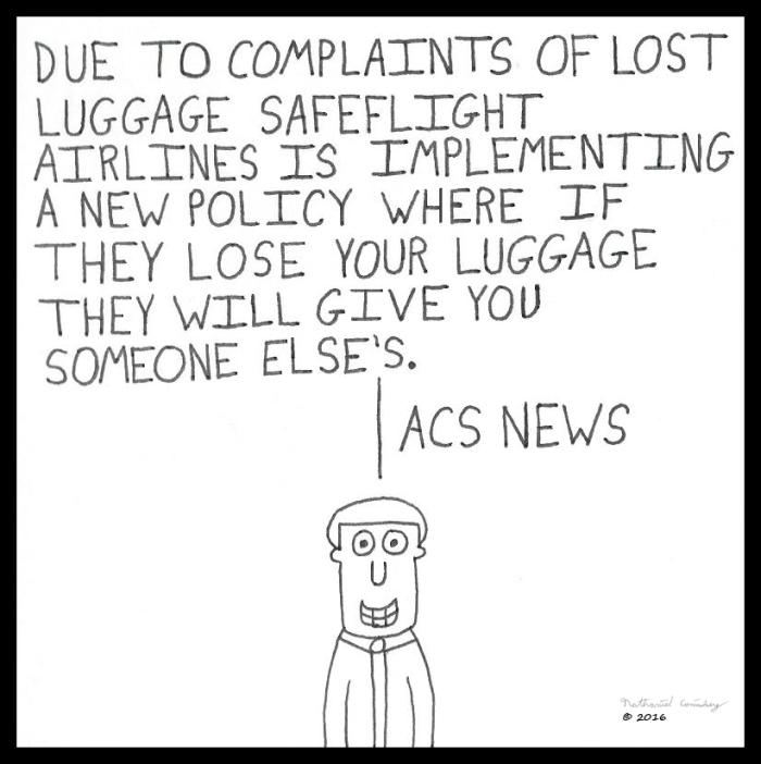 ACS News - Air Port Policy