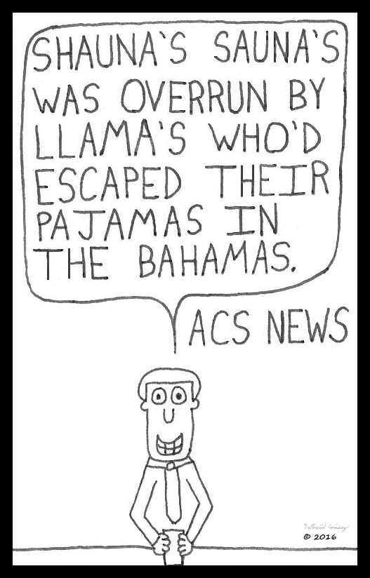 ACS News - Llamas