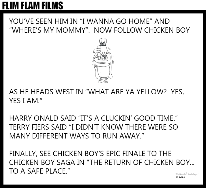 Flim Flam Films - Chicken Boy
