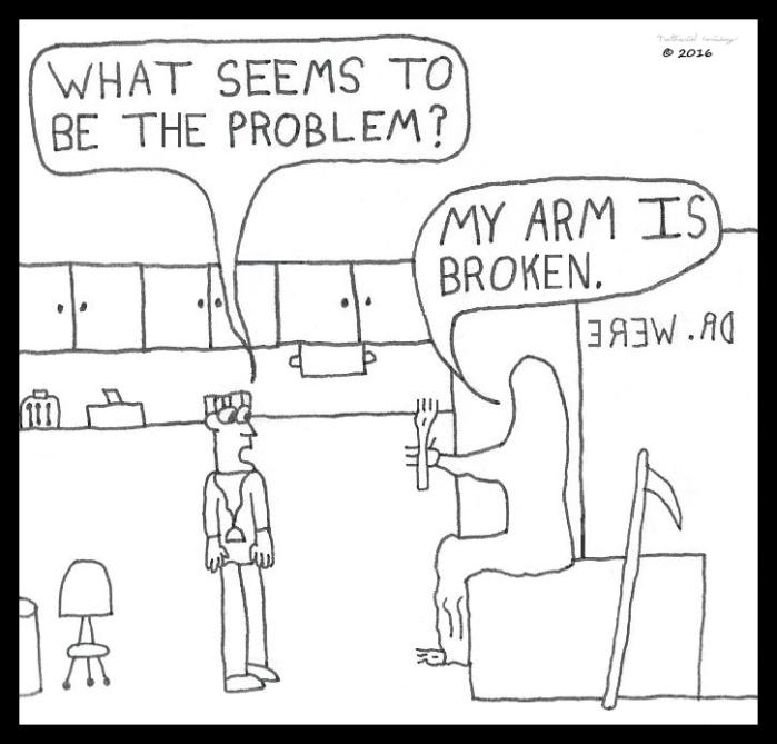 Grim Reaper - Broken Arm