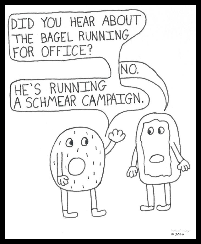 bagel-for-office
