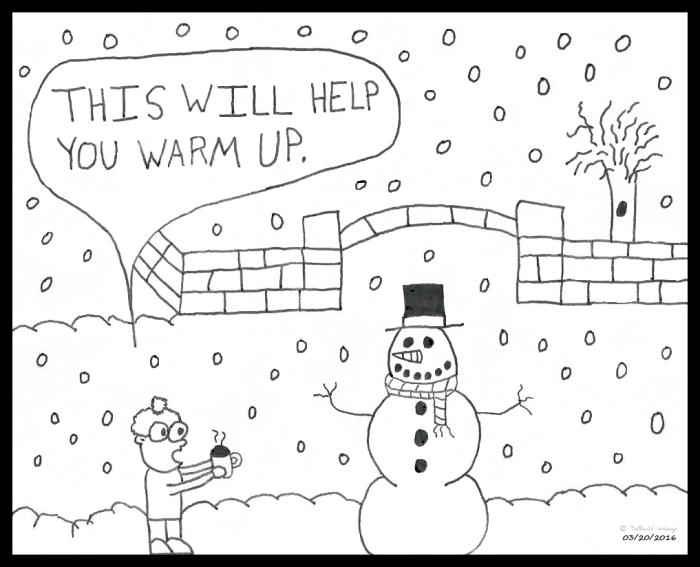 snowman-kid