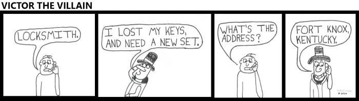 victor-calling-locksmith