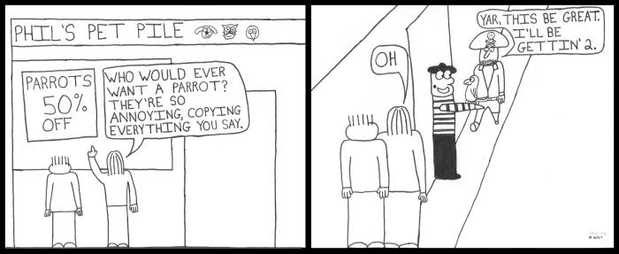 Parrot Buyers