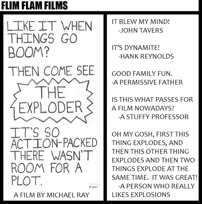 Flim Flam Films - The Exploder