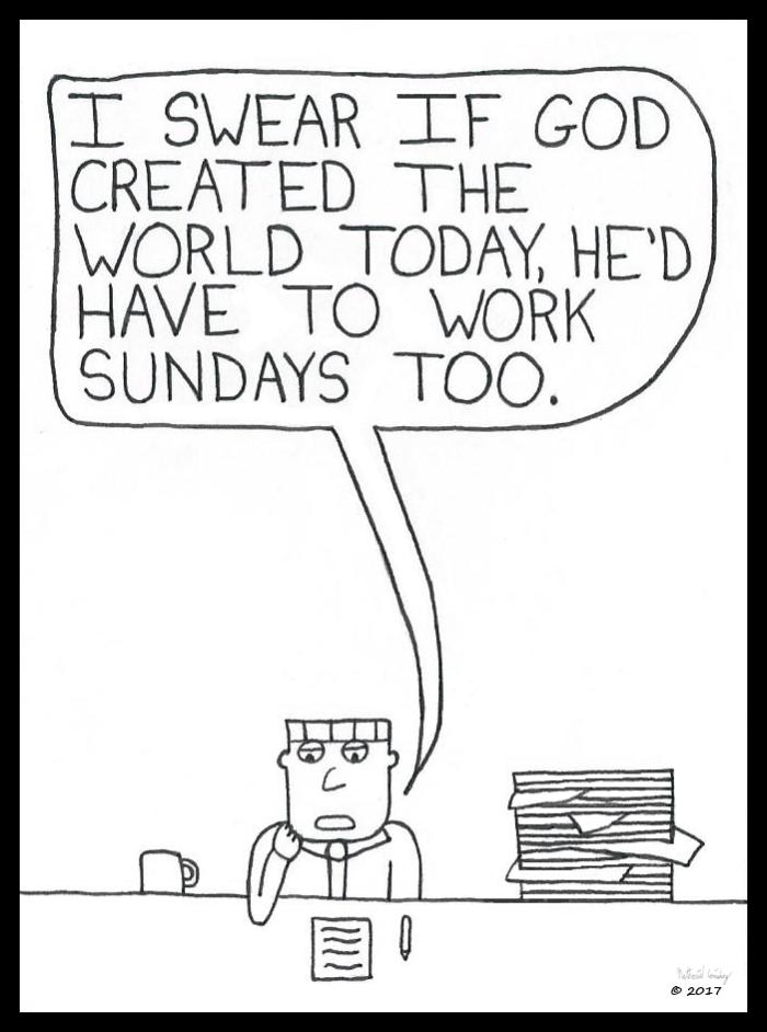 God Works Sundays