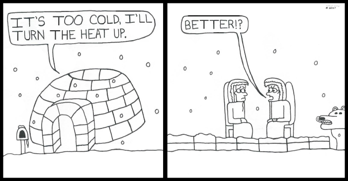 Igloo Heating