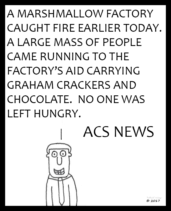 ACS News - Marshmallow Factory