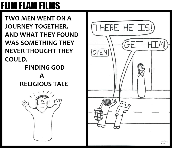 Flim Flam Films - Finding God