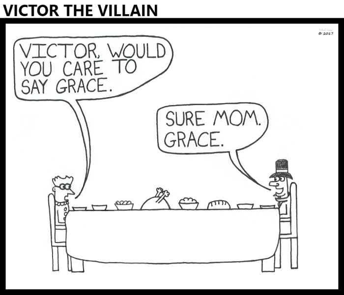 Victor Thanksgiving 2017
