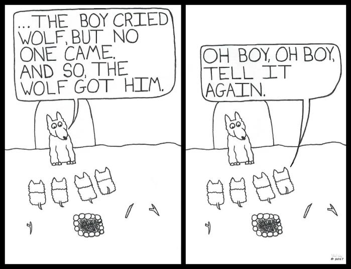 Boy Cried Wolf