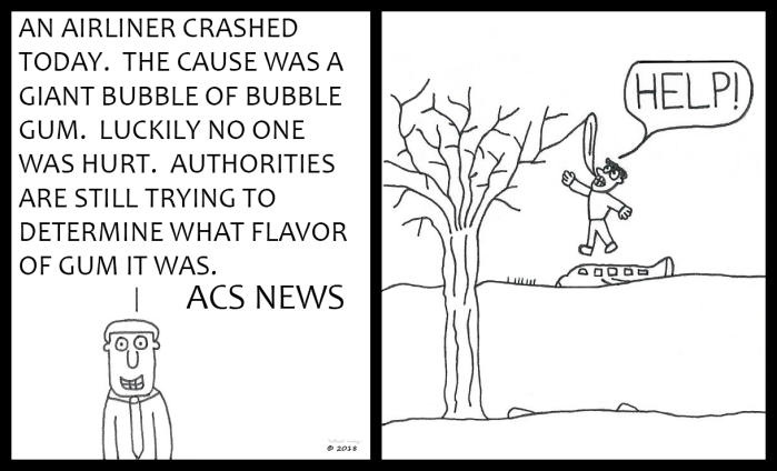 ACS News - Bubble Gum Finale