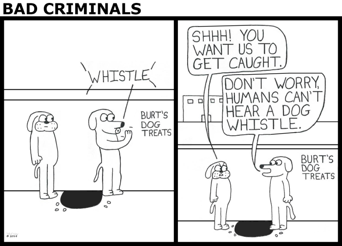 Worst Criminal - Dog Whistle