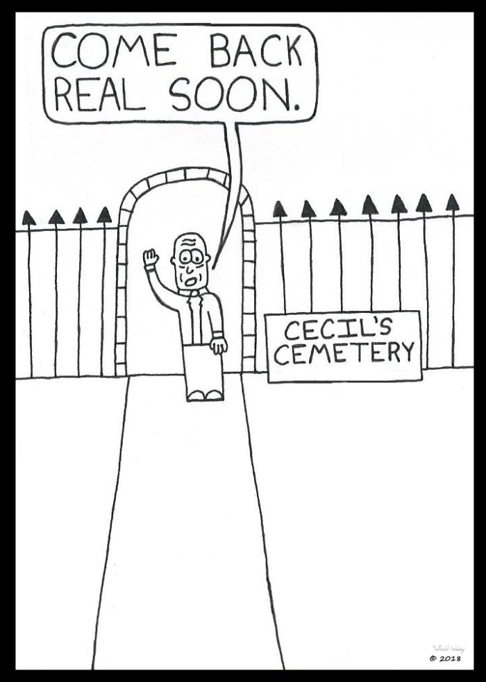 Cecil's Cemetery