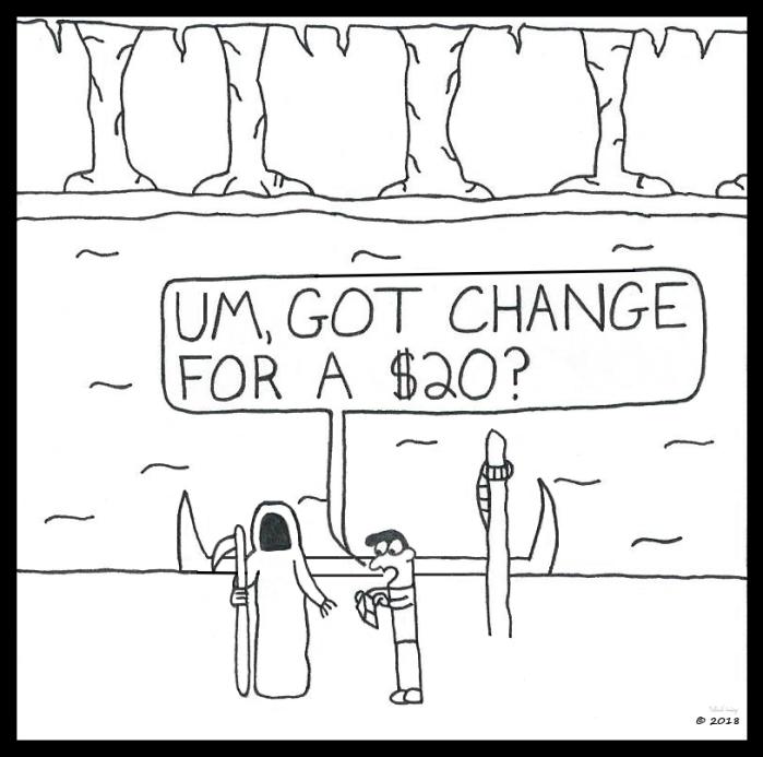 Grim Reaper - Got Change