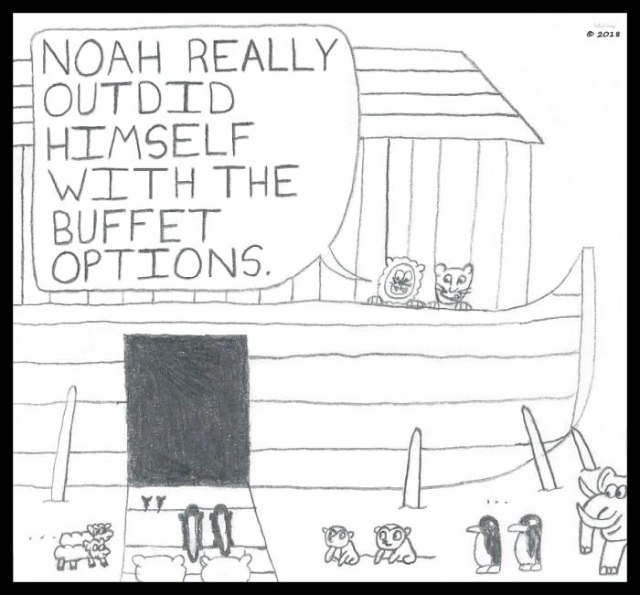 Noah's Buffet