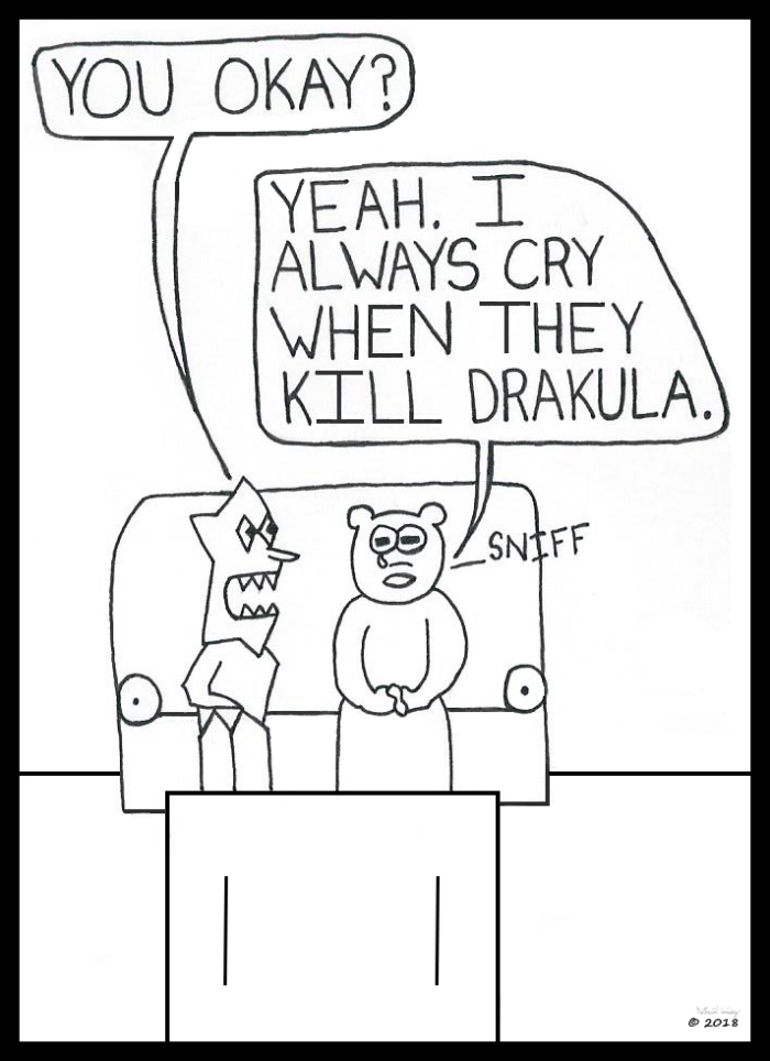 Cry When Kill Drakula
