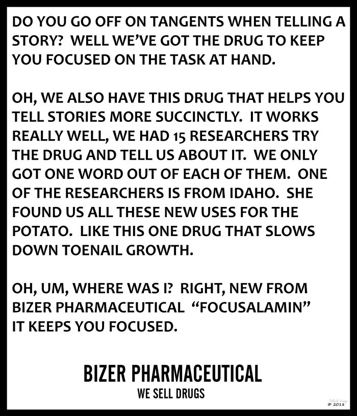 Bizer Pharmaceutical - Focusalamin