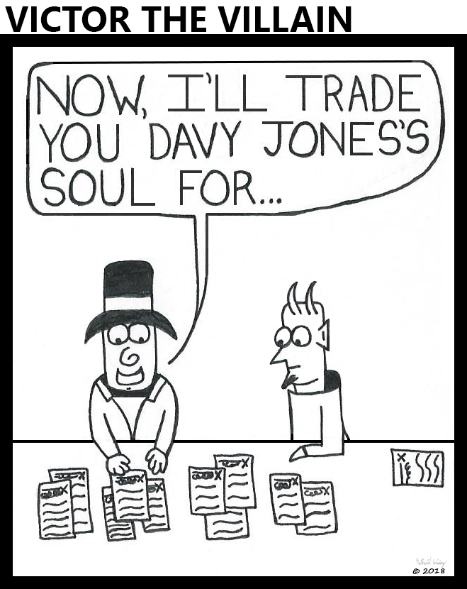 Victor Trading Souls