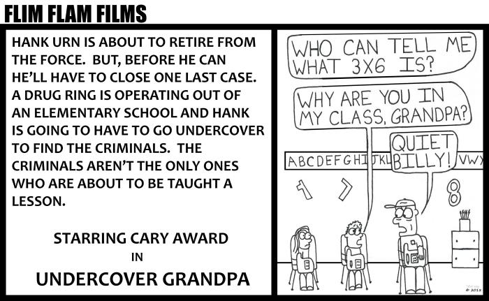 Flim Flam Films - Undercover Grandpa