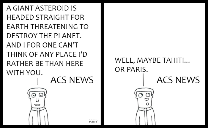 Asteroid 1 - ACS News