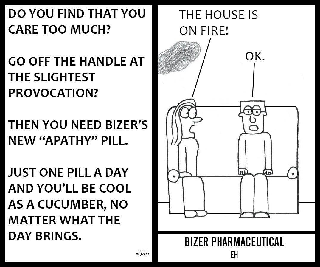 Bizer Pharmaceutical - Apathy