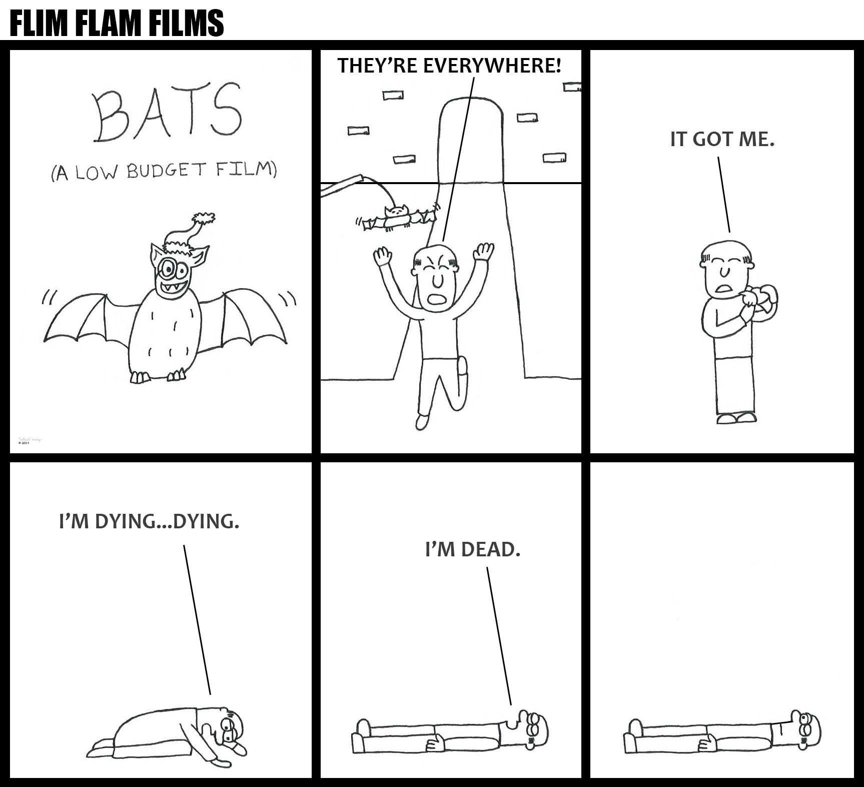 Flim Flam Films - Bats