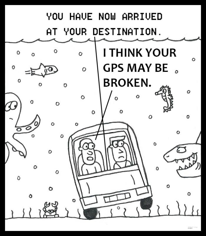 GPS Malfunction