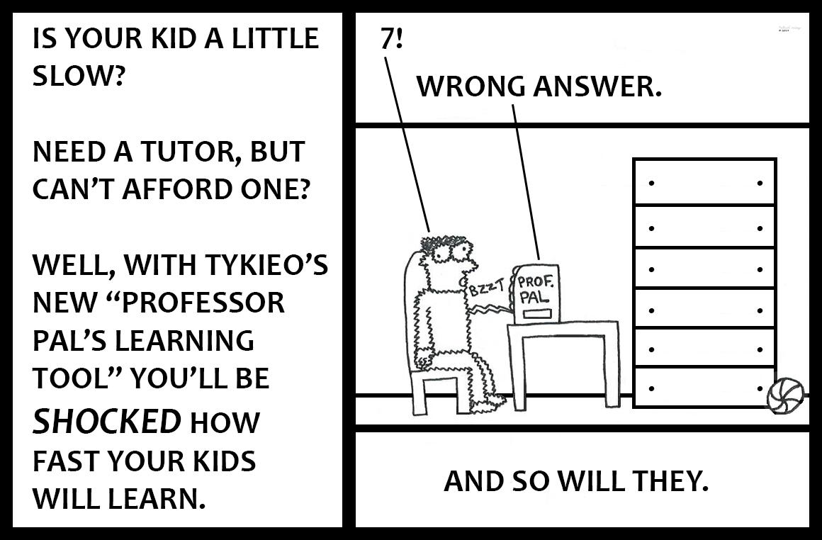 Tykieo Toy Factory - Professor Pal