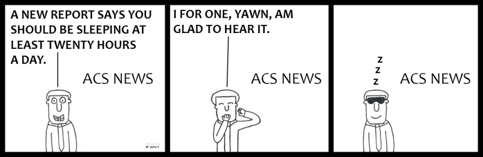 ACS News - 20 Hours of Sleep