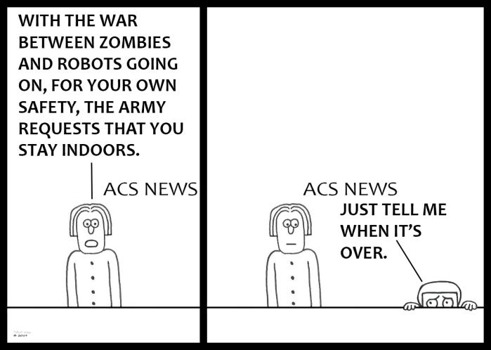 ACS News - Frank Hiding - Robot Apocalypse