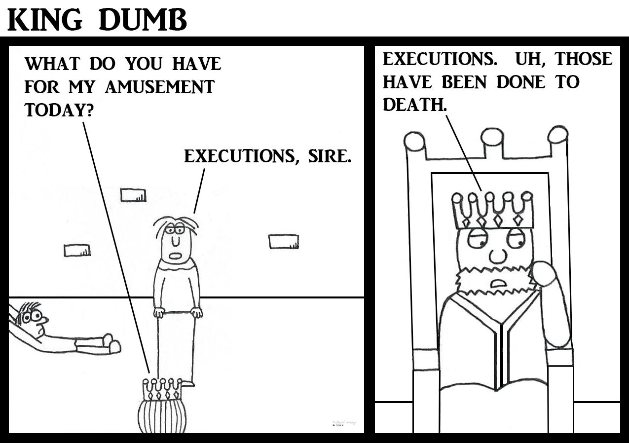 King Dumb - Entertainment