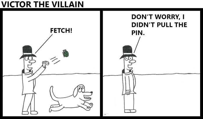 Victor - Fetch Grenade