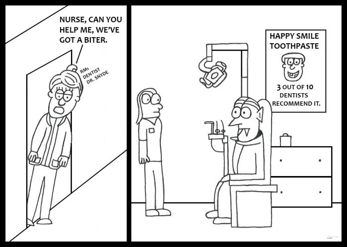 Dentist Biter