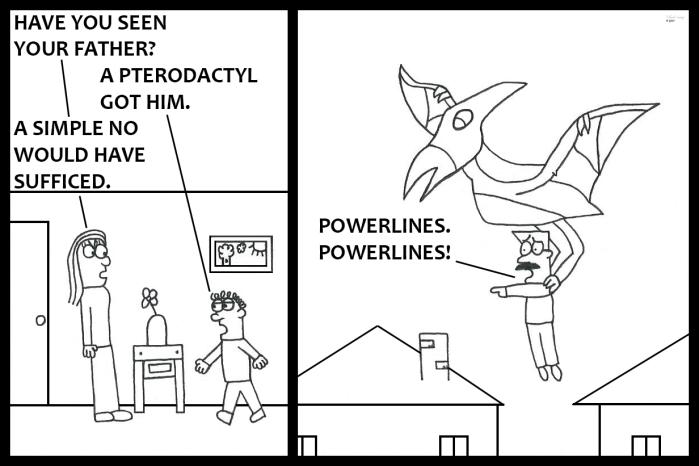 Family - Pterodactyl