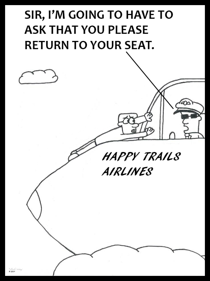 Airplane - Return to Your Seat