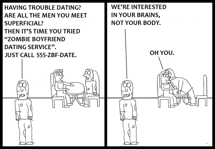 Zombie Dating Service
