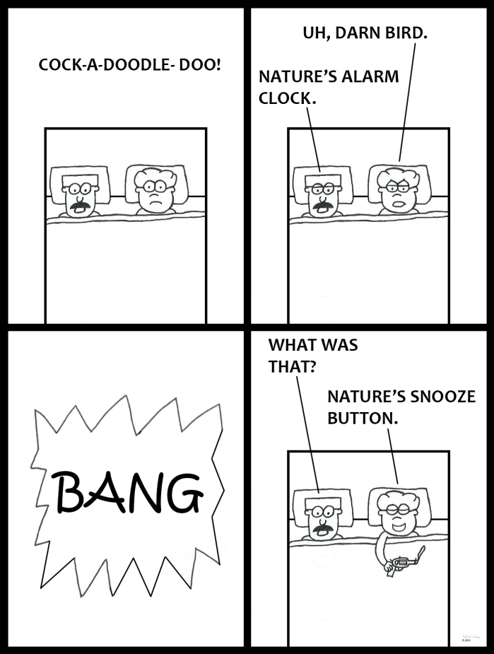 Nature's Snooze Alarm