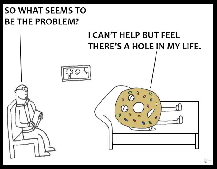 Psych - Donut