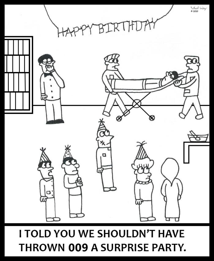 009 Surprise Party