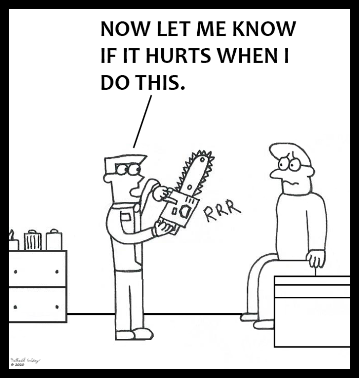Doctor - Chainsaw