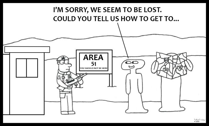Alien - Area 51