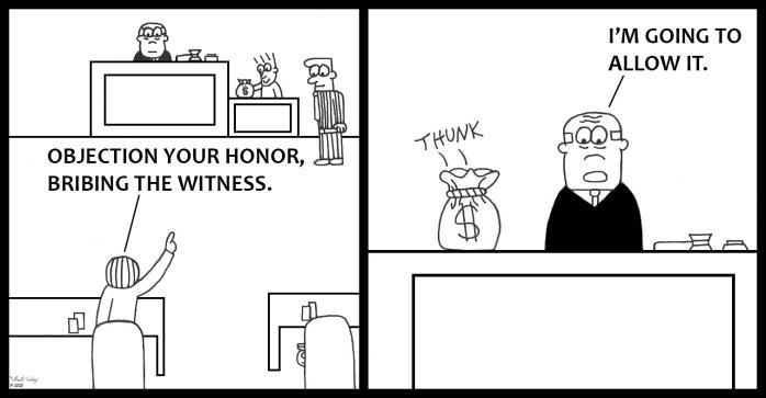 Bribe Witness